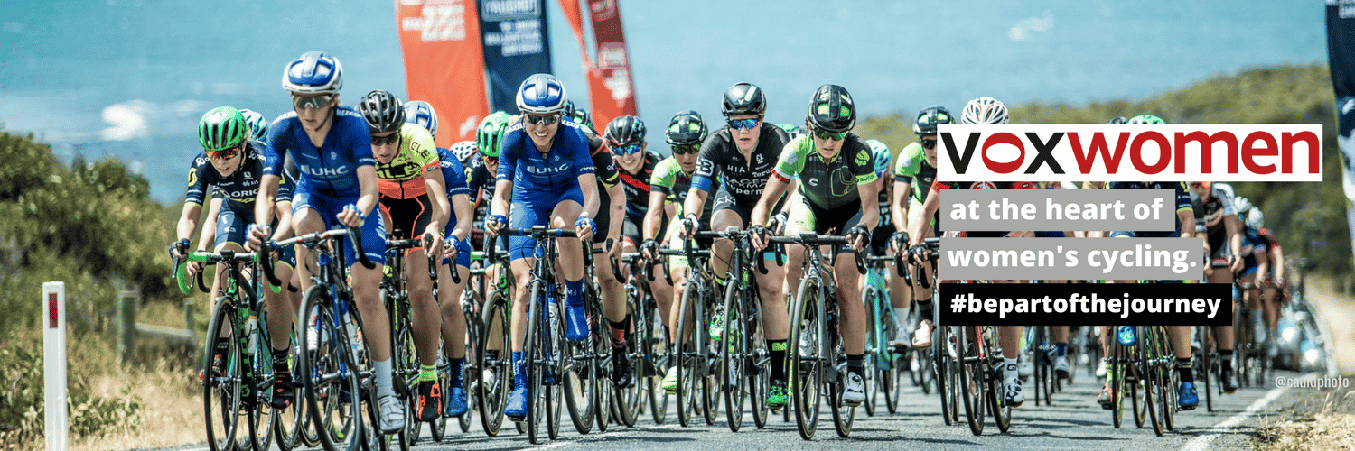 at the heart of women's cycling