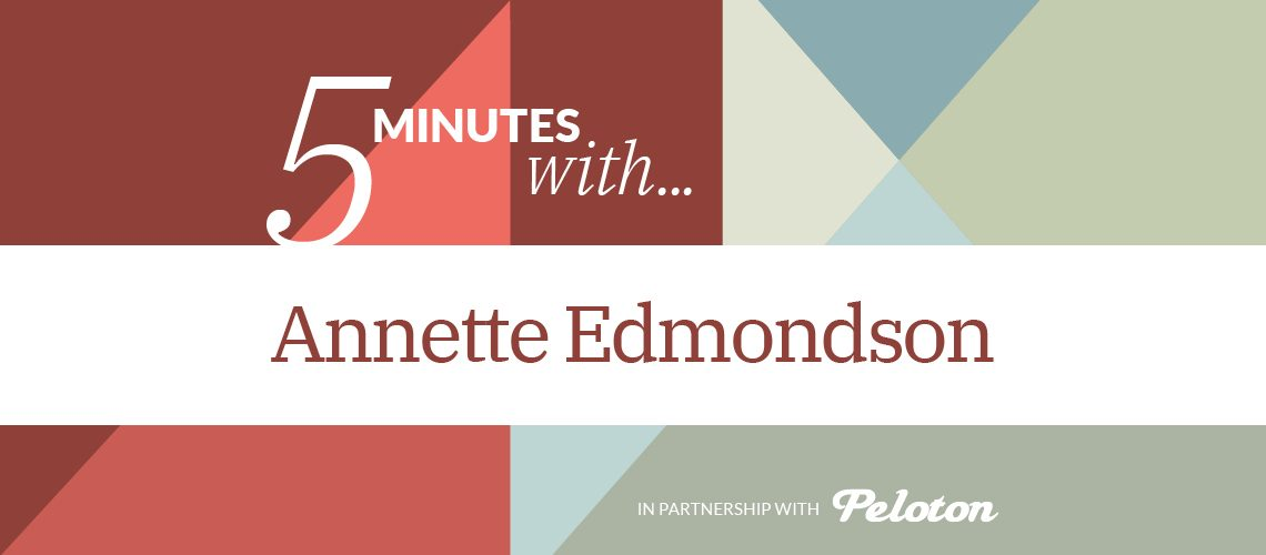 Voxwomen_5 minutes with...Annette Edmondson