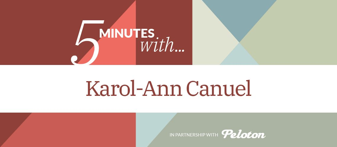 Voxwomen_5 minutes with...Karol-Ann Canuel_Website