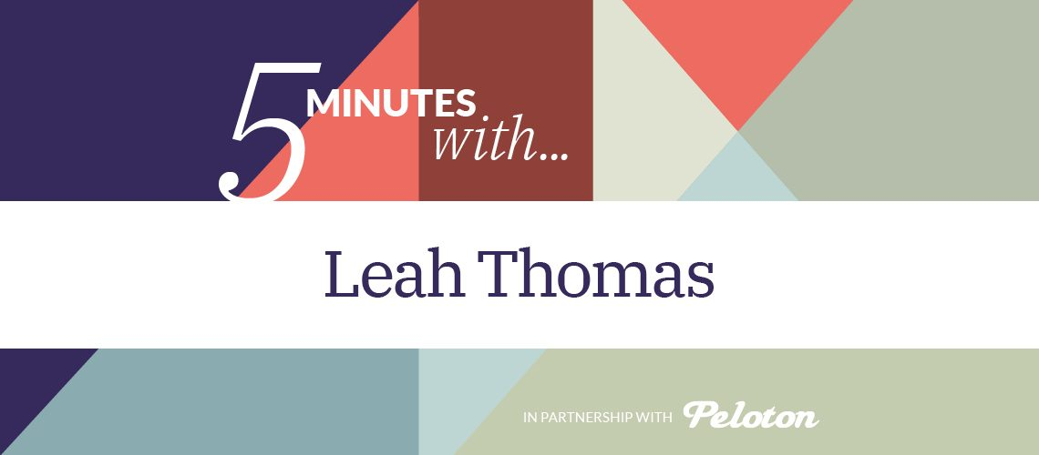 Voxwomen_5 minutes with...Leah Thomas v2